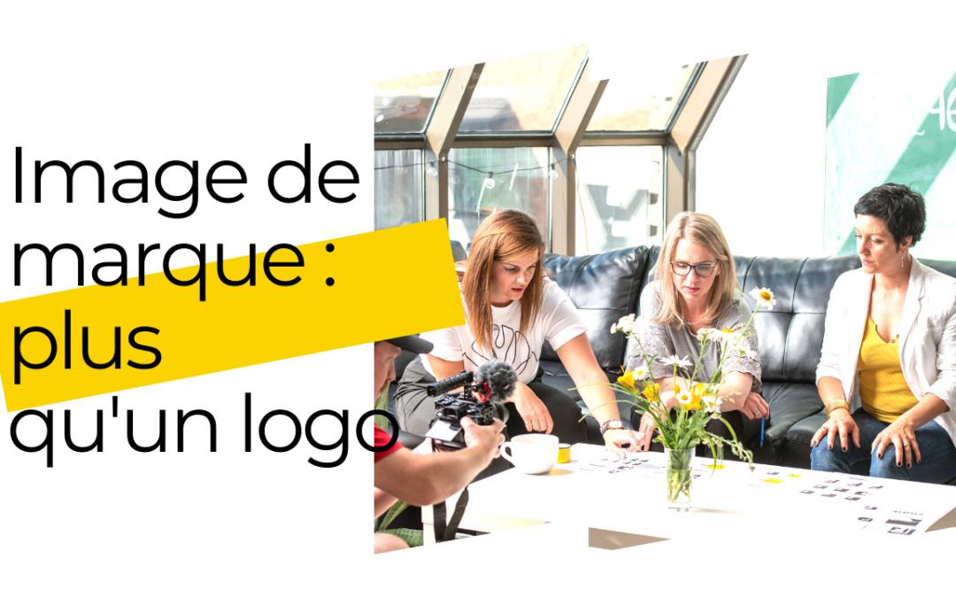Image de marque : plus qu'un logo